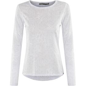 Prana Francie T-shirt zippé Femme, ashy rosewood